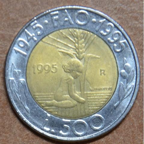 San Marino 500 lira 1995 (UNC)