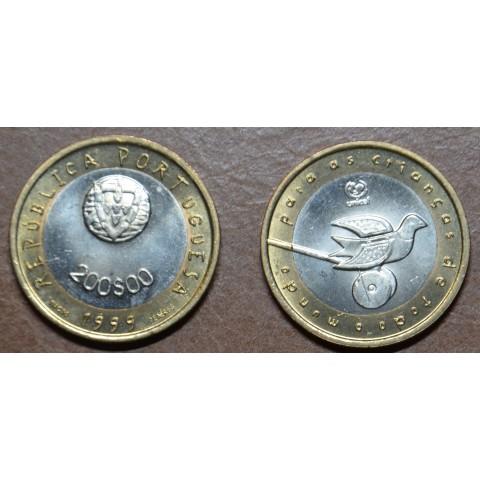Portugal 200 Escudos 1999 (UNC)