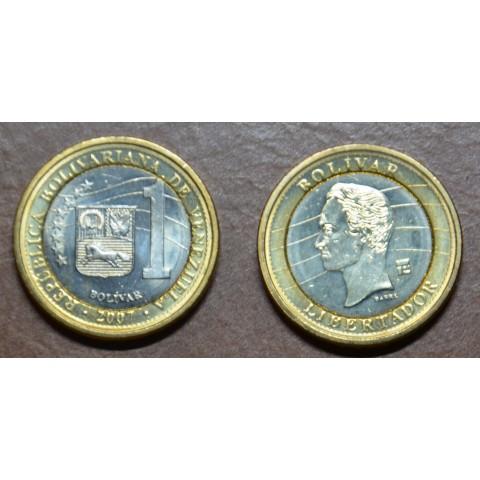 Venezuela 1 Bolivar 2007-2009 (UNC)