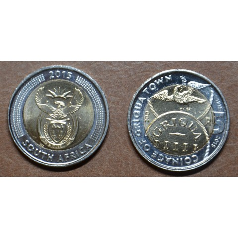 South Africa 5 Rand 2015 (UNC)