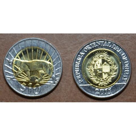 Uruguay 10 Pesos Uruguayos 2011 (UNC)