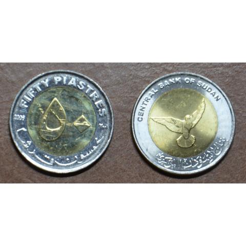 Sudan 50 Piastres 2006 (UNC)