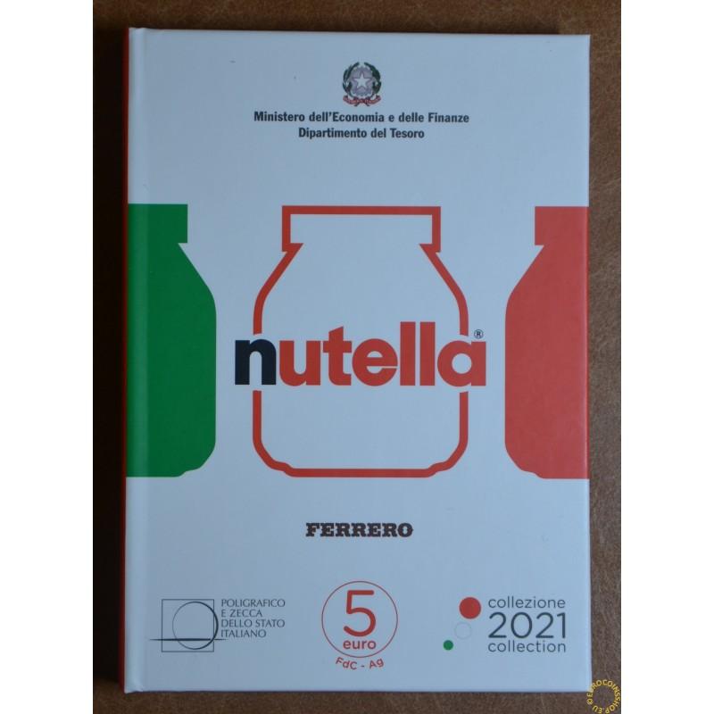 3x5 Euro Italy 2021 - Nutella (Proof)
