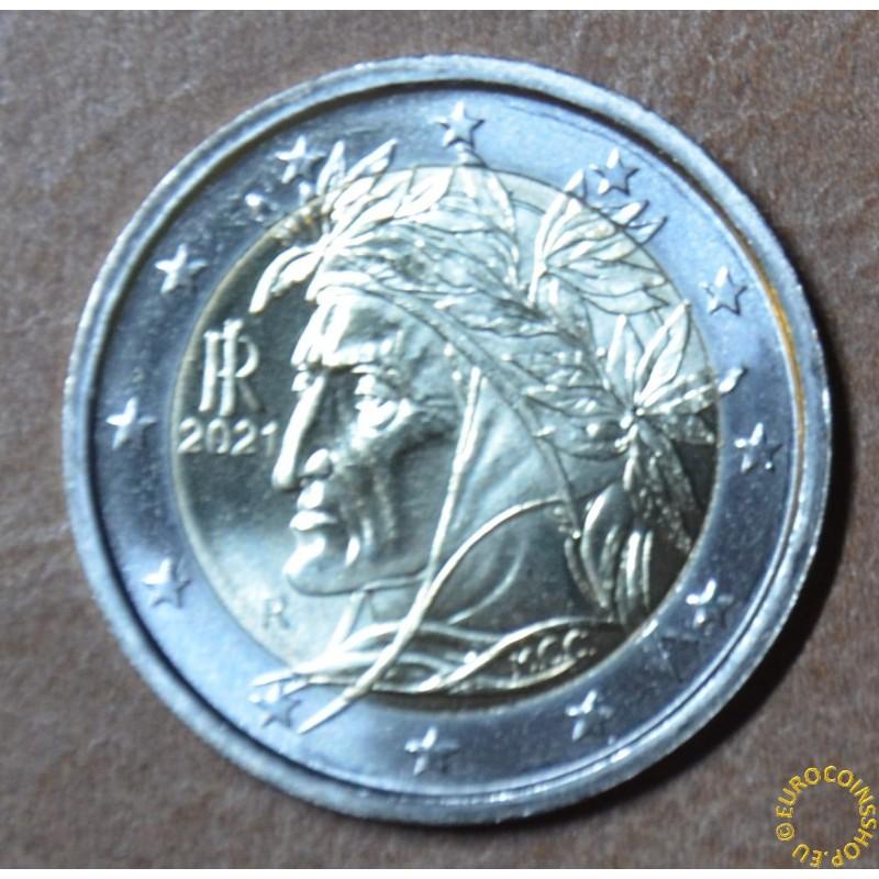2 Euro Italy 2021 (UNC)