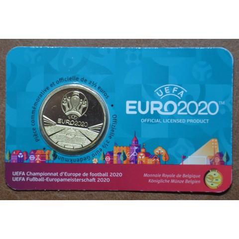 2,5 Euro Belgium 2021 - EURO 2020 (BU)