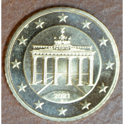 "50 cent Germany 2021 ""A""  (UNC)"