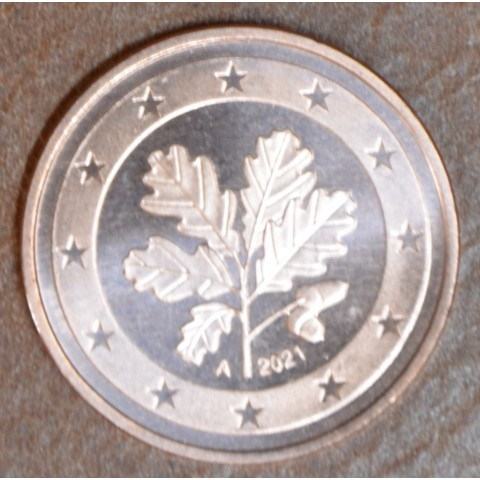 """5 cent Germany 2021 """"A"""" (UNC)"""