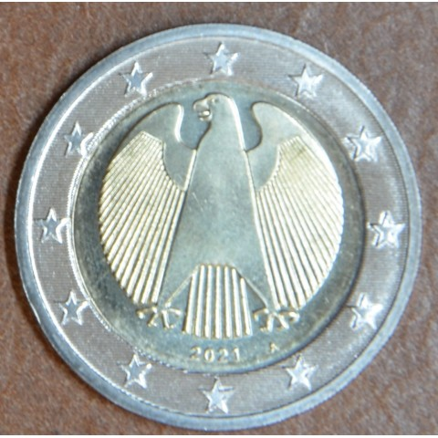 """2 Euro Germany 2020 """"A"""" (UNC)"""