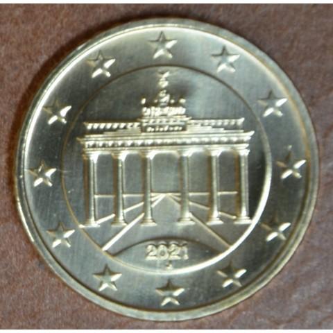 "10 cent Germany 2021 ""J"" (UNC)"