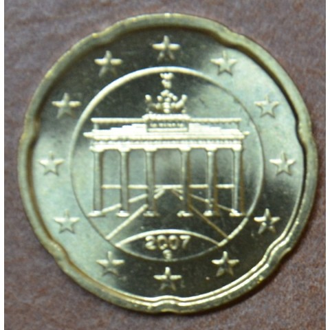 "20 cent Germany ""G"" 2007 (UNC)"