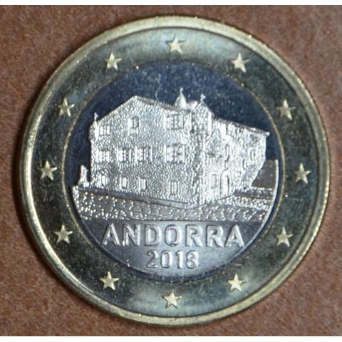 1 Euro Andorra 2018 (UNC)