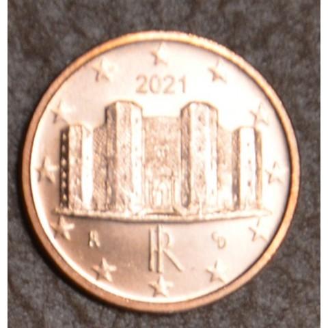 1 cent Italy 2020 (UNC)