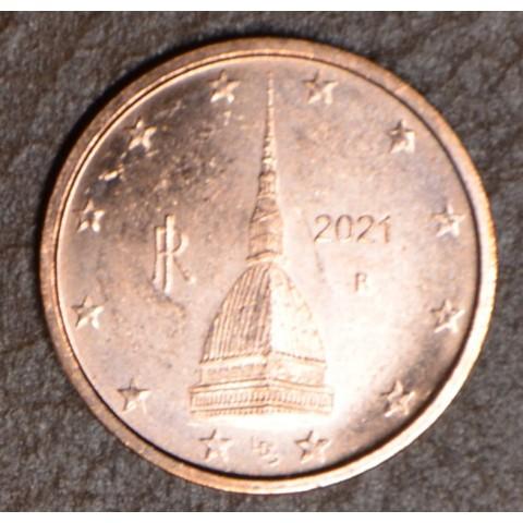 2 cent Italy 2021 (UNC)