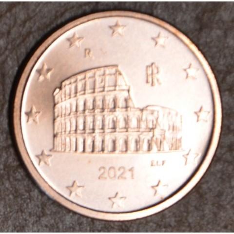 5 cent Italy 2021 (UNC)
