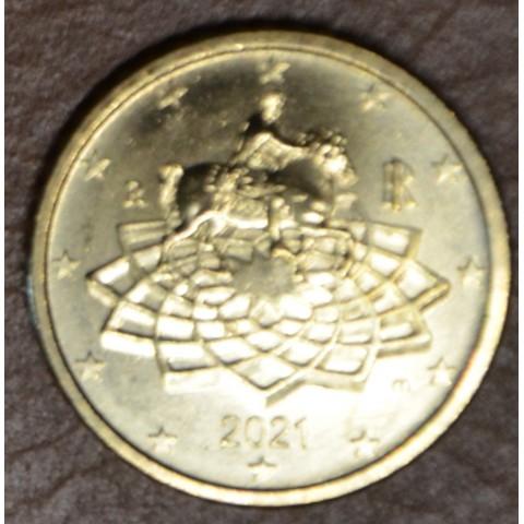 50 cent Italy 2021 (UNC)