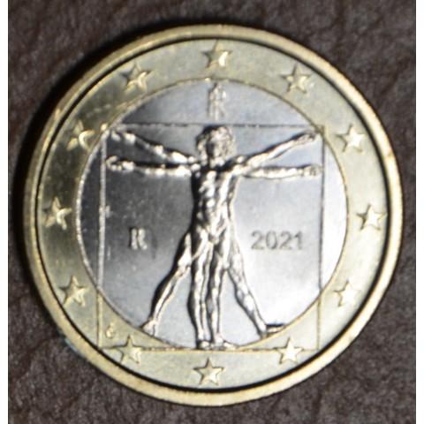 1 Euro Italy 2021 (UNC)