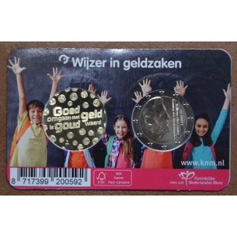 2 Euro Netherlands 2021 - Week of money (BU)