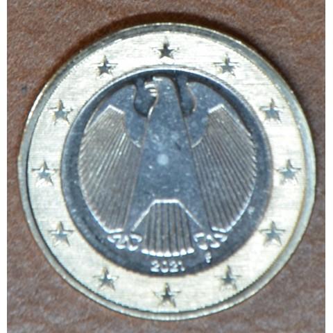 "1 Euro Germany ""F"" 2021 (UNC)"
