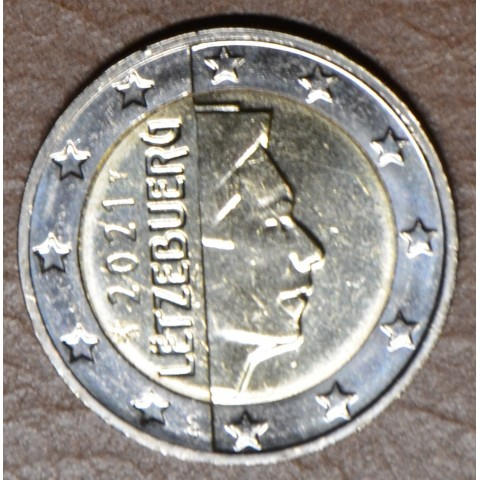 2 Euro Luxembourg 2021 (UNC)