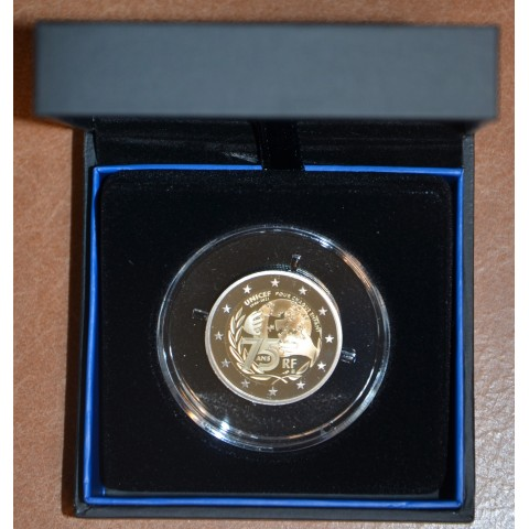 2 Euro France 2021 - 75 years of UNICEF (Proof)