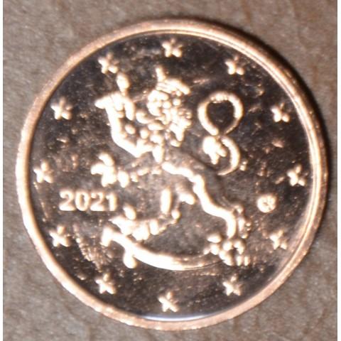 5 cent Finland 2021 (UNC)