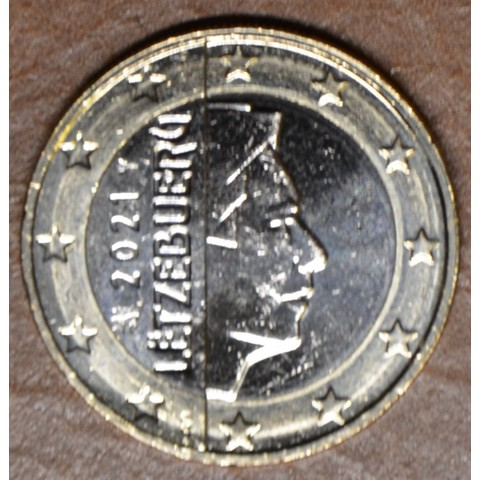 1 Euro Luxembourg 2021 (UNC)