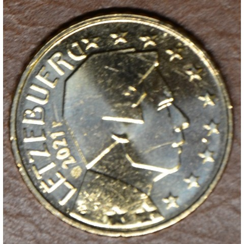 10 cent Luxembourg 2021 (UNC)