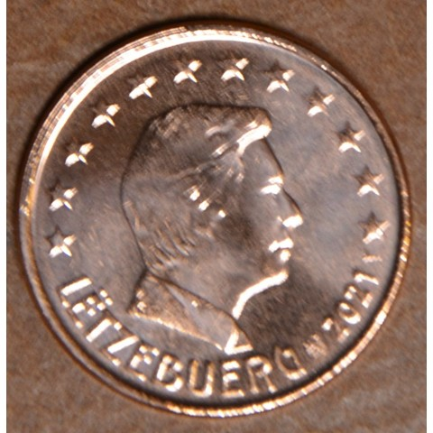 1 cent Luxembourg 2021 (UNC)