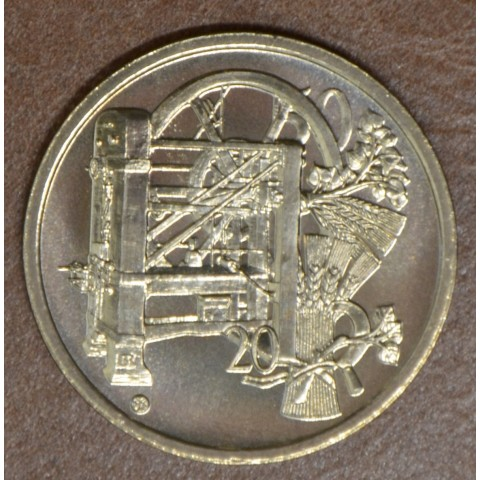 Token Slovakia 2021 - Minting of Czechoslovak coins