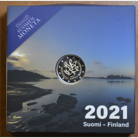 2 Euro Finland 2021 - Journalism (Proof)