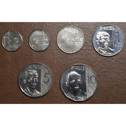 Philippines 6 coins 2017-2018 (UNC)