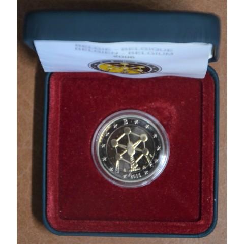 2 Euro Belgium 2006 - Atomium (Proof)