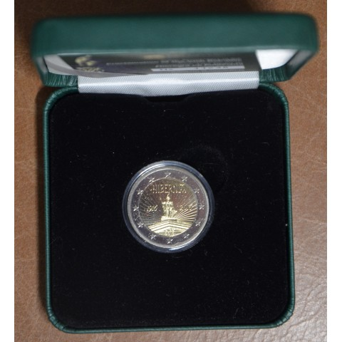 2 Euro Ireland 2016 - 100 years of Easter Rising  (Proof)