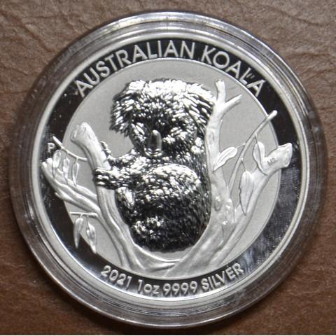 1 dollar Australia 2021 Koala (1 oz. Ag)