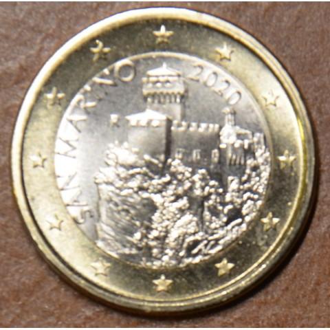 1 Euro San Marino 2021 (UNC)