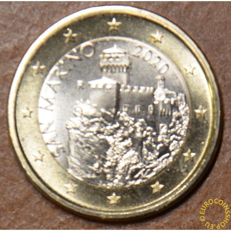1 Euro San Marino 2020 (UNC)