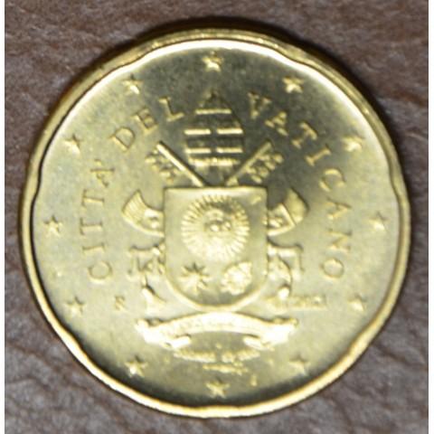 20 cent Vatican 2021 (BU)