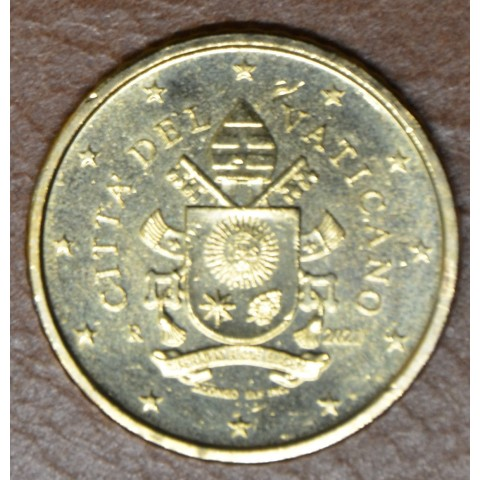 50 cent Vatican 2021 (UNC)