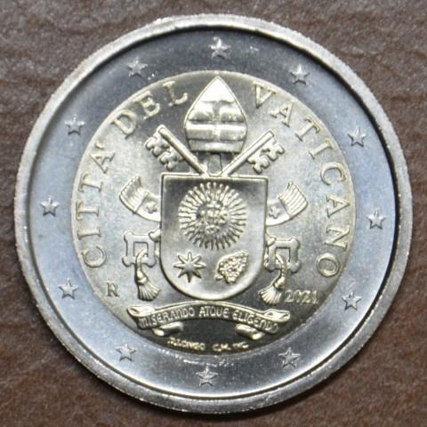 2 Euro Vatican 2021 (BU)