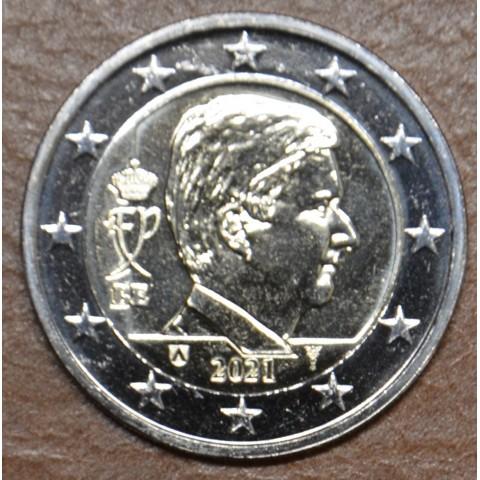 2 Euro Belgium 2021 (UNC)