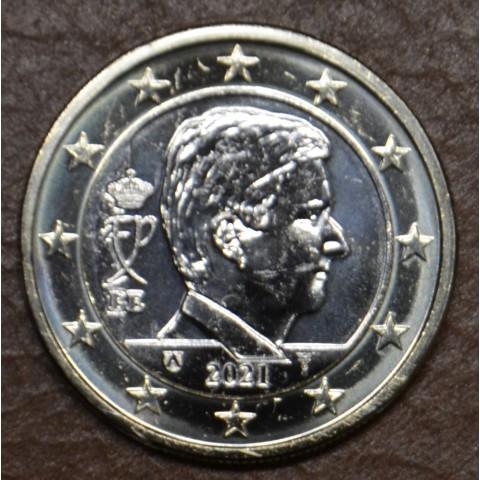 1 Euro Belgium 2021 (UNC)