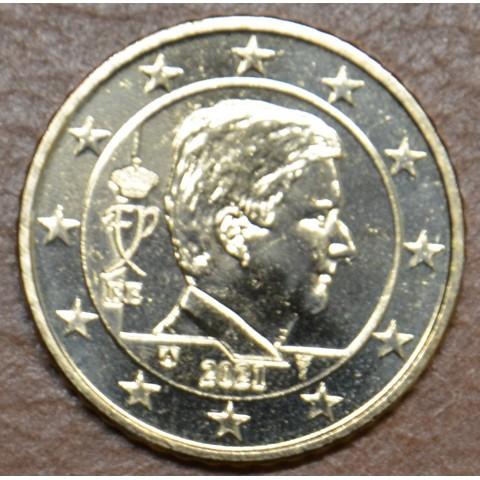 50 cent Belgium 2021 (UNC)