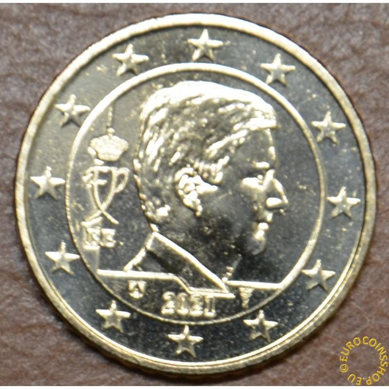 10 cent Belgium 2021 (UNC)