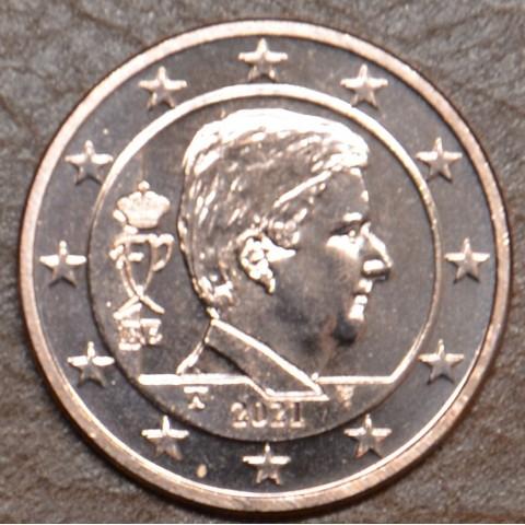 5 cent Belgium 2021 (UNC)