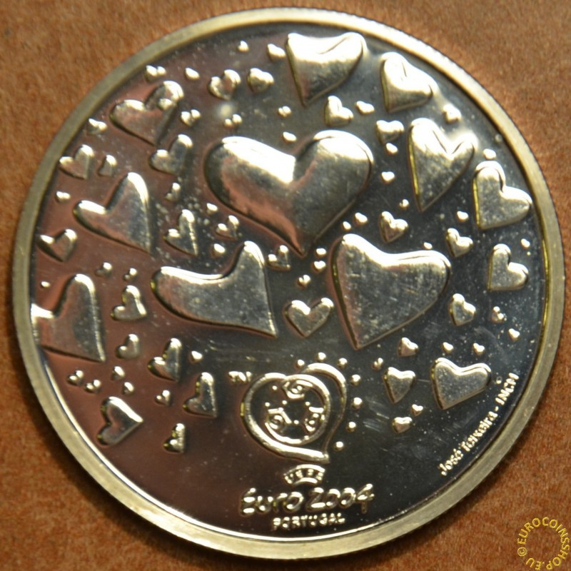 8 Euro Portugal 2003 - Football is passion (Proof)