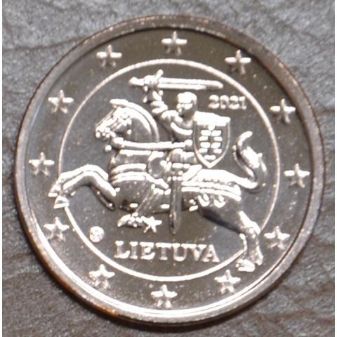 1 cent Lithuania 2020 (UNC)