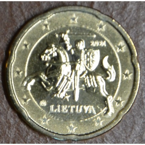 20 cent Lithuania 2021 (UNC)