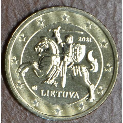 50 cent Lithuania 2021 (UNC)