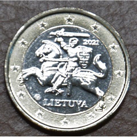 1 Euro Lithuania 2021 (UNC)