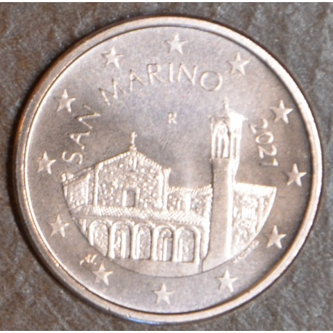 5 cent San Marino 2021 (UNC)